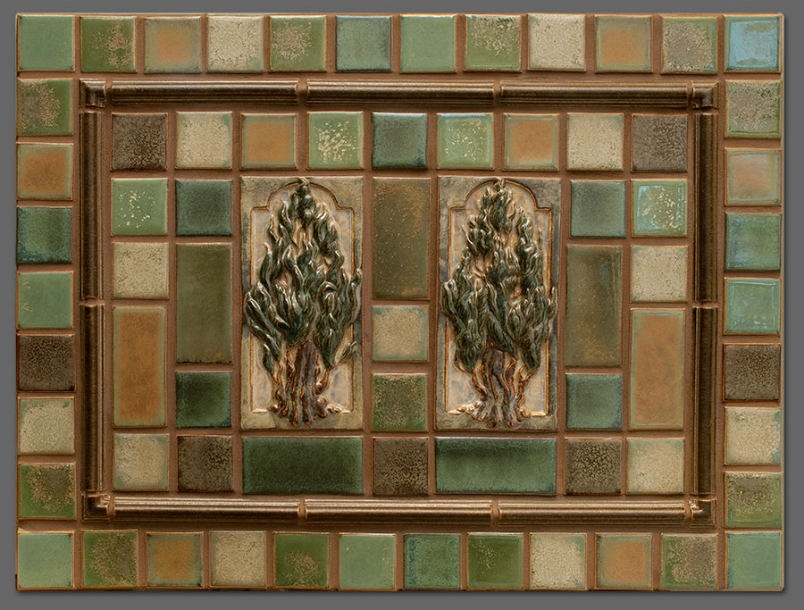Terra Firma Ltd Handmade Arts And Crafts Tile Concepts