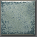 Handmade Tile - Blue Faience