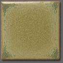Handmade Tile - Irish Gold
